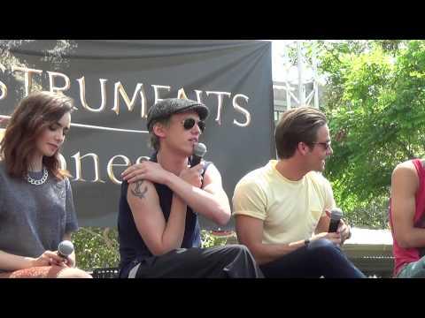 PART 2: The Mortal Instruments: City of Bones Mall Tour - Los Angeles (August 13, 2013)