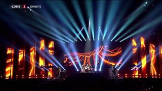 Dizzy Mizz Lizzy - I Would If I Could But I Can't [Live @ Sport Awards 2014] (HD)