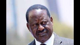 NASA leader, Raila Odinga declares to be sworn in as president on December 12th