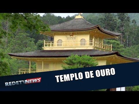 Kinkaku-ji: Templo de ouro no Japão é considerado patrimônio mundial pela Unesco