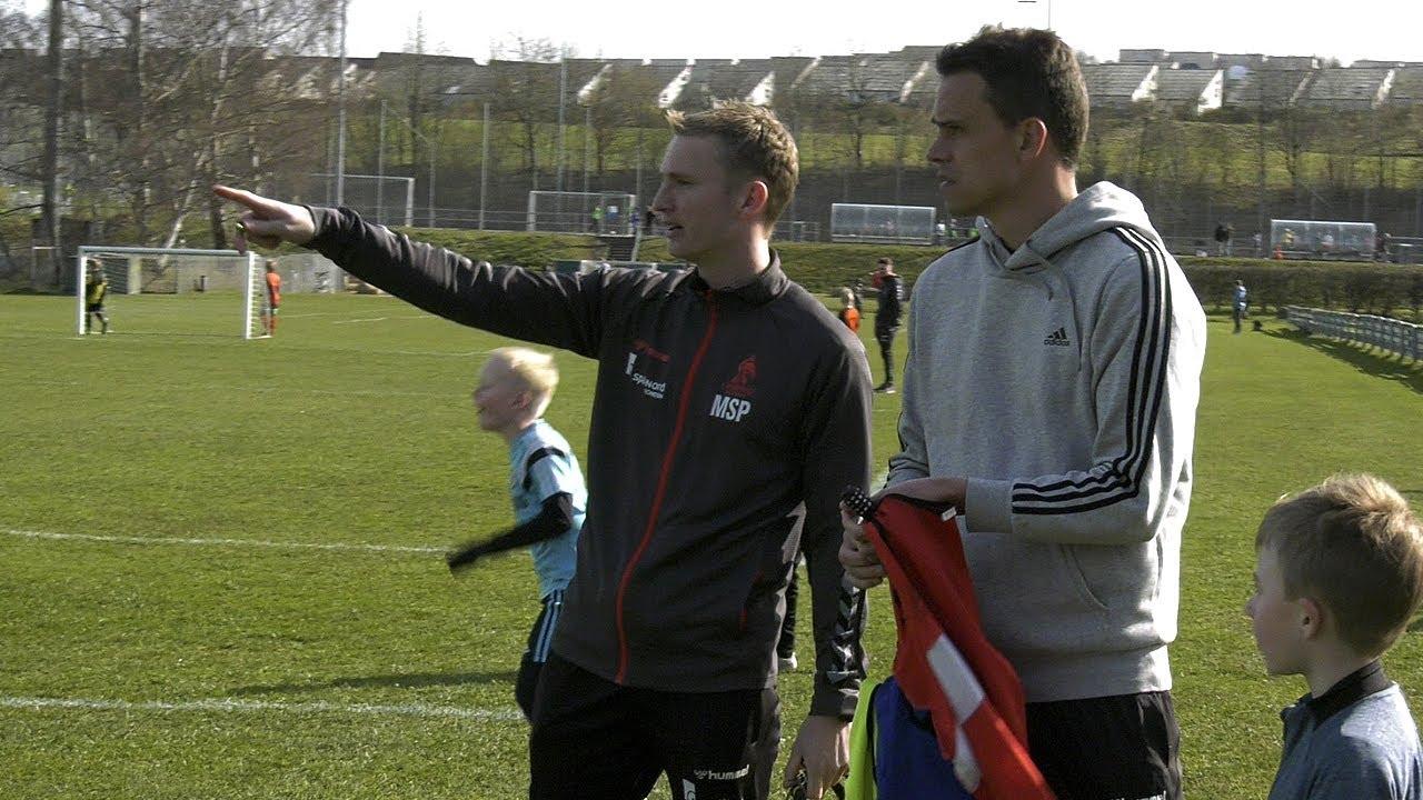 Marc styrer Jyllands største børneafdeling