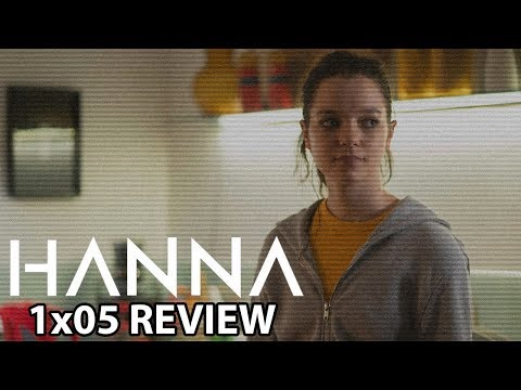 Hanna (Prime Original) Season 1 Episode 5 'Town' Review