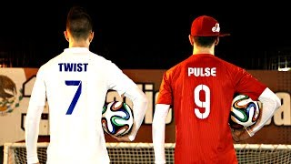 England Football Dance | Twist and Pulse