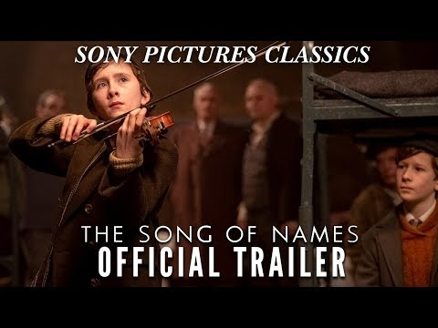 The Song of Names (Trailer)