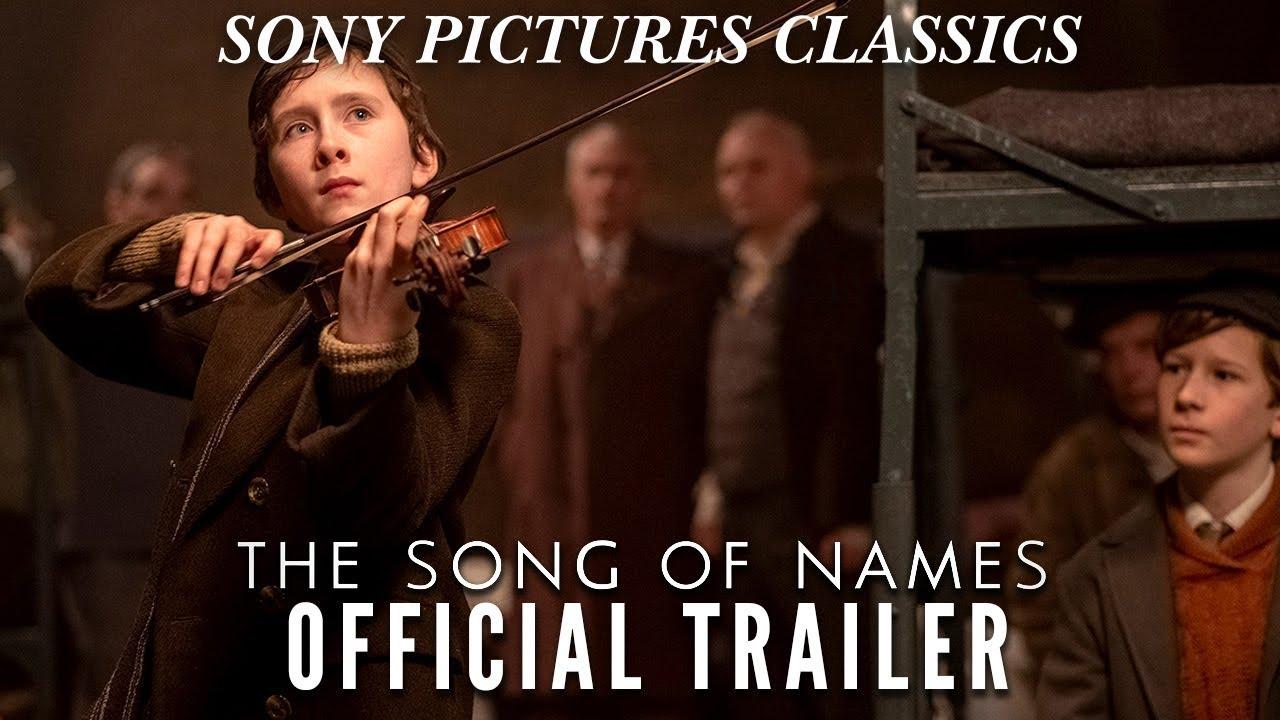 Trailer för The Song of Names