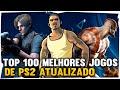 Top 100 Melhores Jogos De Ps2 Atualizado V rios Jogos D