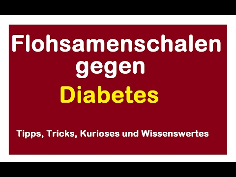 Insulin für Diabetes