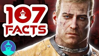 Hitler CENSORED In Germany?! + 107 Wolfenstein II Facts YOU Should KNOW!! | The Leaderboard