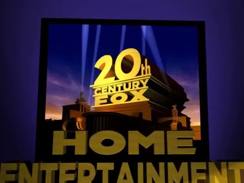 20th Century Fox Home Entertainment 1995 logo Remake