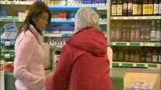 Just for Laughs Gags/Elderly shoplifter