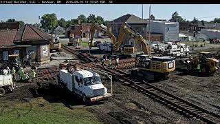Diamond Replacement - Deshler, OH - Time lapse!