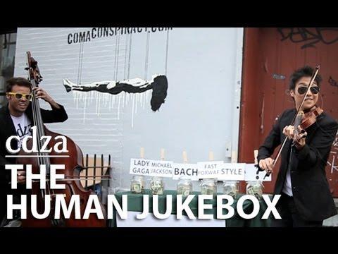 The Living Breathing Jukebox - Music Lovers Delight!