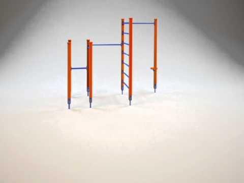 Видео круговой панорамы спортивного комплекса START LINE Fitness № 10