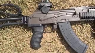 Mini Draco AK47 SBR