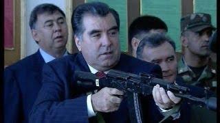 Лидер Таджикистана - Эмомали Рахмон