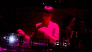 preview picture of video 'Nastia-Dj Beauty, Club Vertigo Győr 2011.11.05.'