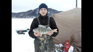 Рыбалка на бирюса