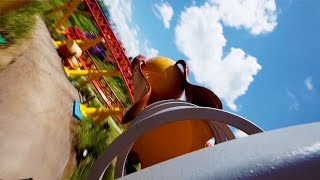 Review: Visit to Toy Story Land at Disney World