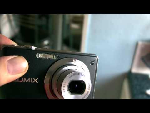 Panasonic Lumix Camera Review: DMC-LS75 vs DMC-FS9