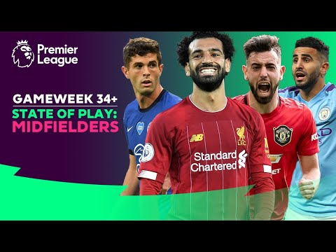 LIVE: State of Play: Midfielders | The FPL Show | Gameweek 34+