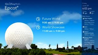 WDW Today Channel - June 2018 - Walt Disney World Resort TV