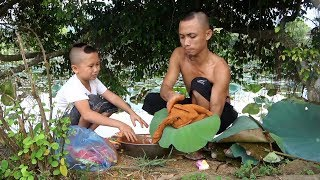 Gà Tắm Ớt Hương Sen - Món Ăn Siêu Kinh Khủng Của mao Đại Ca Vừa Ăn Vừa Toát Mồ Hôi