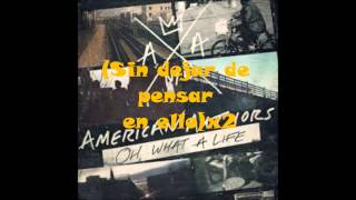 THINK ABOUT IT -AMERICAN AUTHORS SUBTITULADA EN ESPAÑOL