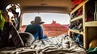 Female Photographer Lives in a 4x4 Chevy Suburban