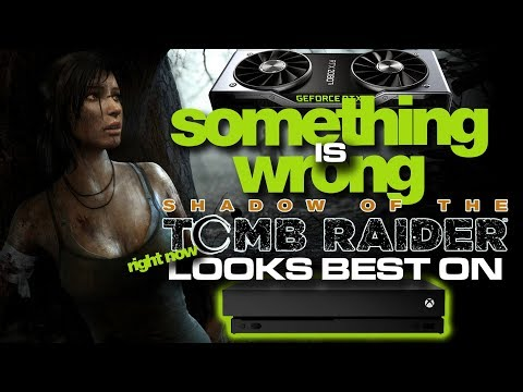 Is this going to favour console again? :: Shadow of the Tomb Raider