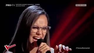 Tania Ionescu ( Vocea Romaniei ) 12 Octombrie 2018
