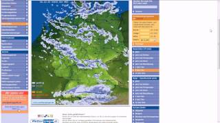 preview picture of video '6.12.2013 morning weather update NWO Fake Storm XAVER wetterterror NWO Orkan Angriff'