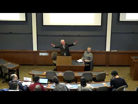 Political Economy After The Crisis February 12, 2018 Lecture