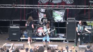 Video EXORCIZPHOBIA Live At OEF 2012
