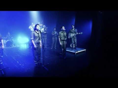 """""""הללויה"""" בביצוע להקת חיל החינוך והנוער"""