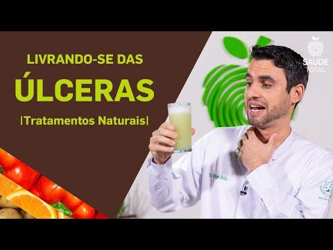 Livrando-se da Úlcera e Gastrite | Tratamentos Naturais | Saúde Total