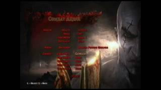 GOD OF WAR 3 UNLIMITED HEALTH CHEAT TUTORIAL
