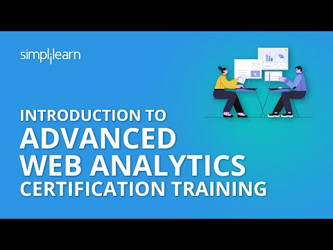 Introduction To Advanced Web Analytics Certification Training ...