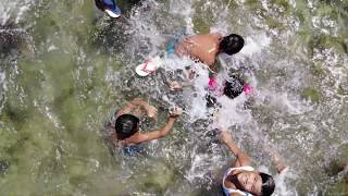 Flying Drone in the Philippines