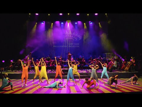 JERUSALEMA Cape Town Philharmonic Orchestra & Jazzart Dance Theatre