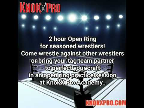 Open Ring Promo