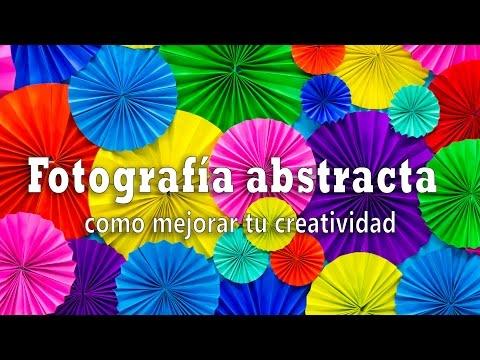 Fotografía abstracta: como mejorar tu creatividad