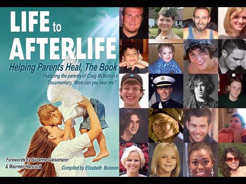 Life to Afterlife - Helping Parents Heal, The Book