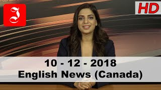 News English Canada 10th Dec
