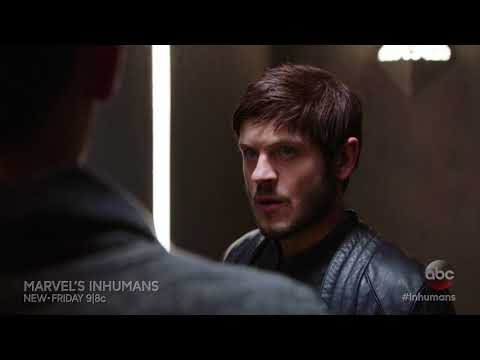 Marvel's Inhumans 1.03 (Clip 'Dangerous Inhuman')