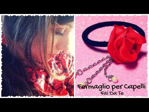 Tutorial & Try On: Fermaglio Gioiello per Capelli | Idea Romantica Fai Da Te