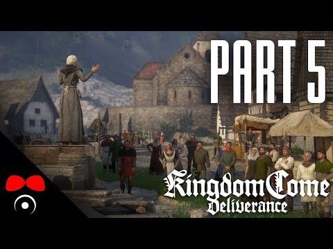 EPICKÝ KOSTKOVÝ ZÁPAS! | Kingdom Come: A Woman's Lot #5