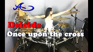 Deicide  - Once Upon The Cross drum cover by Ami Kim (27th)