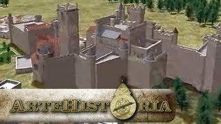 preview picture of video 'Castillo-Palacio Real de Olite'