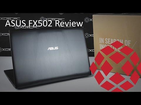 ASUS FX502VM i7-7700HQ/GTX 1060 - Review