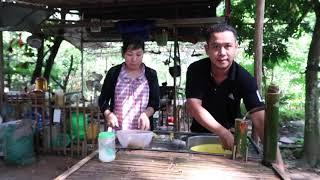 Ăn Cơm Với Cá Lăng Kho Và Dưa Mắm   7 Thuận #92